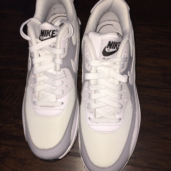 Nike Shoes - White Nike Air Max